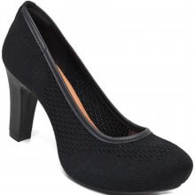 Sapato Dakota Scarpin Malha Feminino