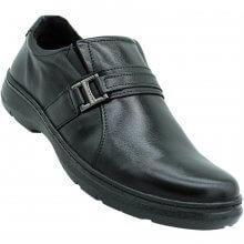 Sapato Pegada Comfort Anilina Masculino