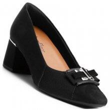 Sapato Scarpin Usaflex Dual Care Níquel Feminino