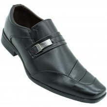 Sapato Social Bkarellus Gales Masculino
