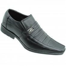 Sapato Social Parthenon Shoes Couro Masculino