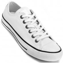 Tênis Converse All Star Chuck Taylor Couro Masculino