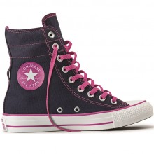 Tênis Converse All Star CT AS Hi-Rise Cano Alto Casual Feminino