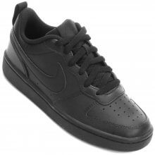 Imagem - Tênis Infantil Nike Court Borough Low Unissex cód: BQ5448001