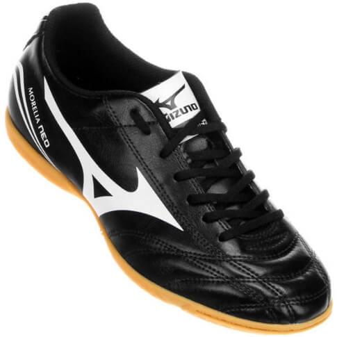 496ce1aab3480 Chuteira Mizuno Morelia Neo Club IN Indoor Futsal Masculino