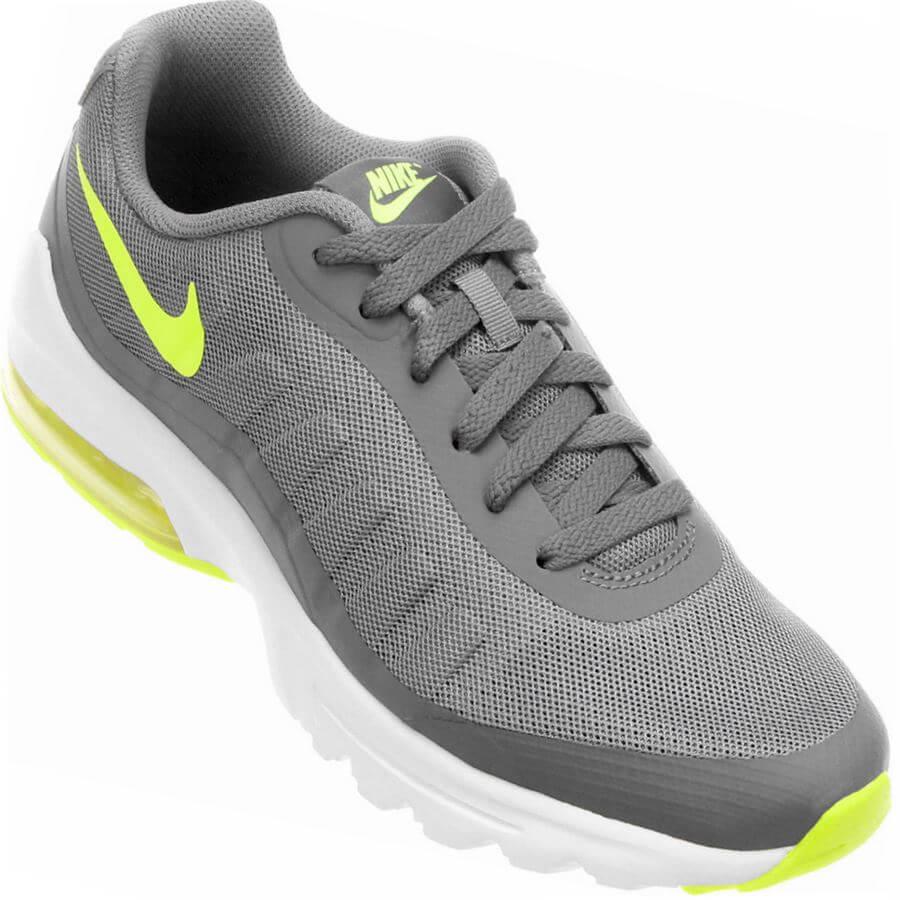 6ecf3a492a8 Tênis Nike Air Max Invigor Masculino - Decker Online!
