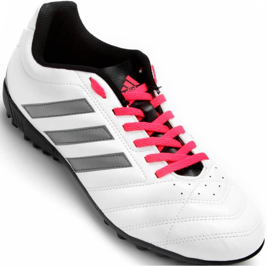 Chuteira Adidas Goletto V TF Society Masculina - Decker Online! 243017637dec5