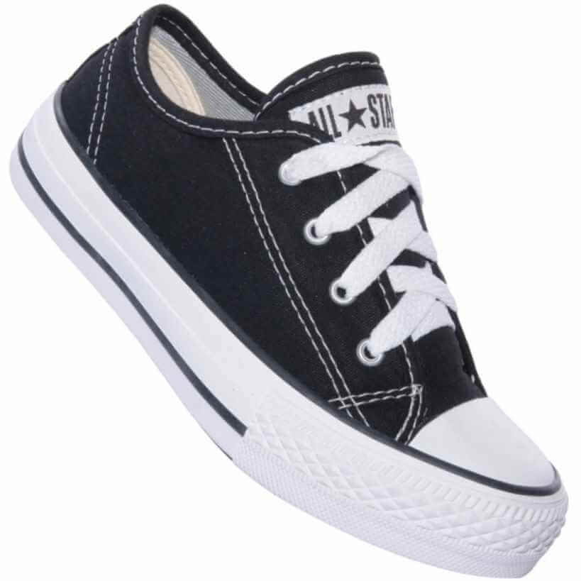 d4d8729a96d Tênis Infantil Converse All Star CT As Core OX Casual - Decker!