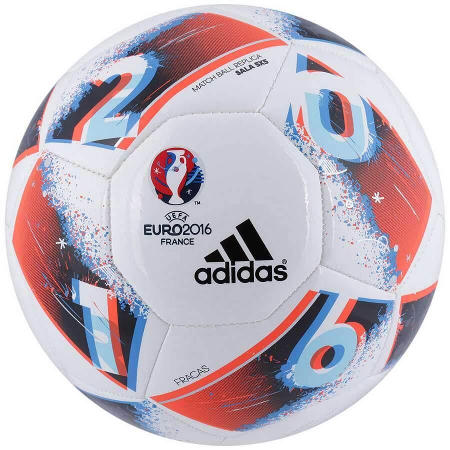 Bola Adidas Euro Copa França 2016 Sala 5X5 - Decker Online! 75f3f2aef0707