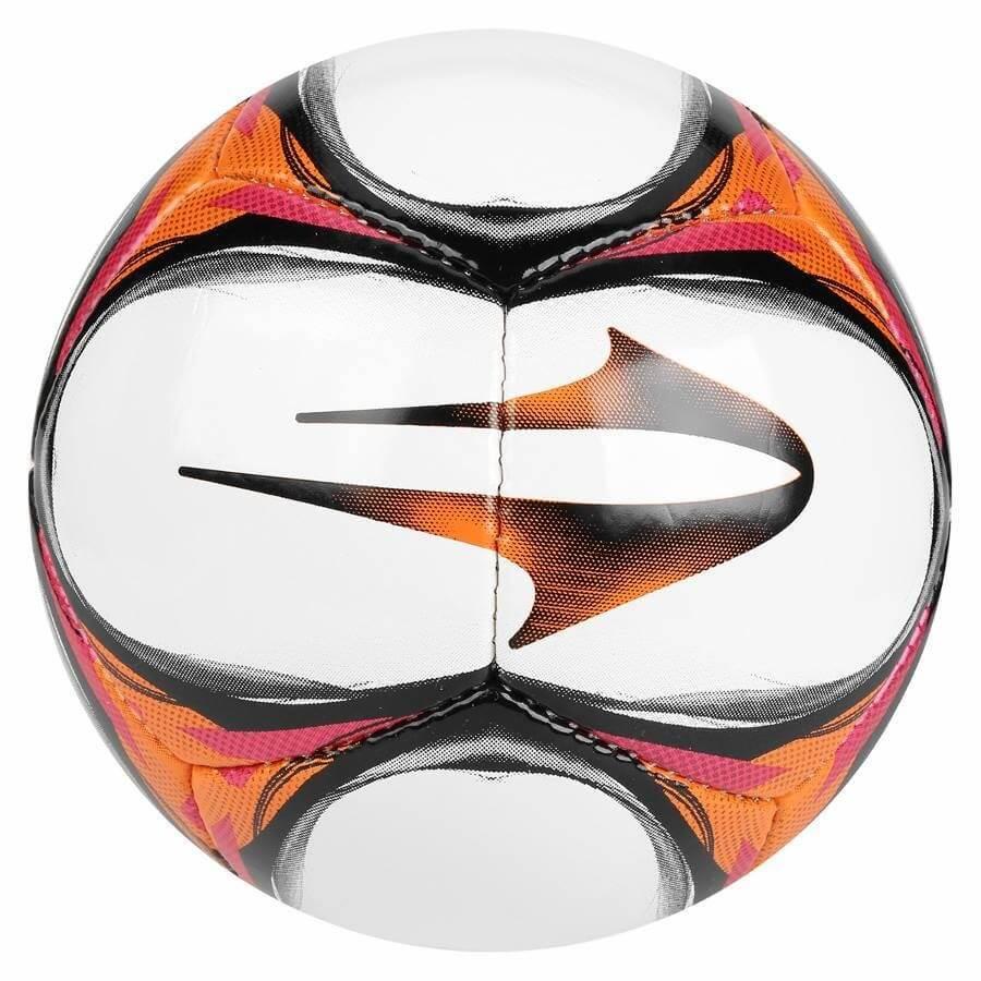 85889b245d Bola Topper Ultra VIII Futsal Branca   Preta   Laranja