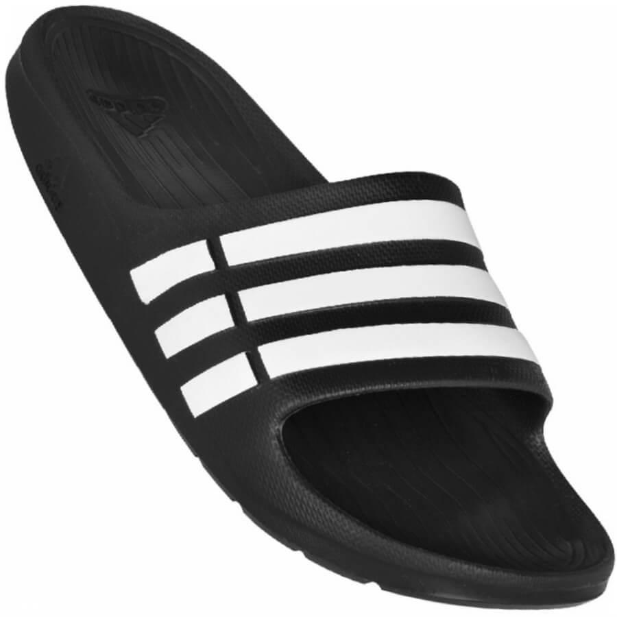 0a76e5a7436 Chinelo Adidas Duramo Slide - Decker Online!