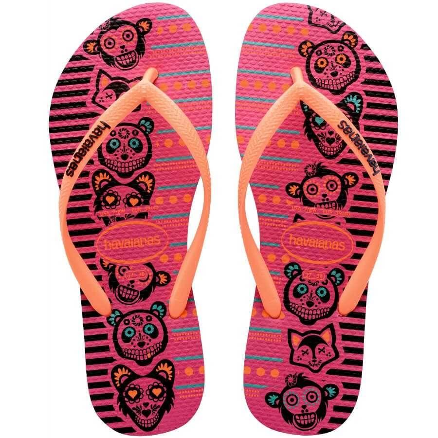 25457ee84 Chinelo Havaianas Slim Cool Feminino - Decker Online!