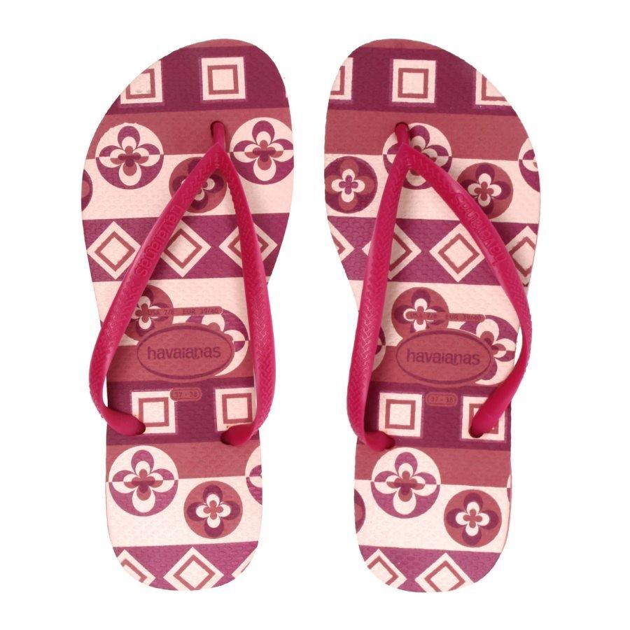 f7e54de12 Chinelo Havaianas Slim Geometric Feminino - Decker Online!