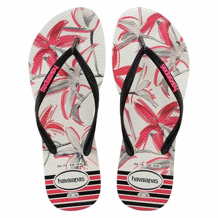 69a4f93c0 Chinelo Havaianas Slim Tropical Feminino - Decker Online!