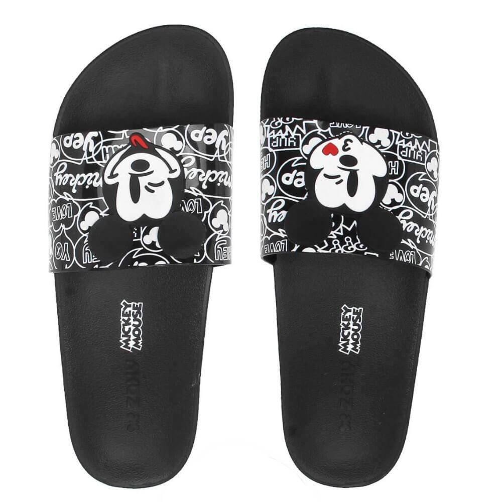 d5a4e9f1ef Chinelo Zaxy Pop Mickey Slide Feminino - Decker Online!