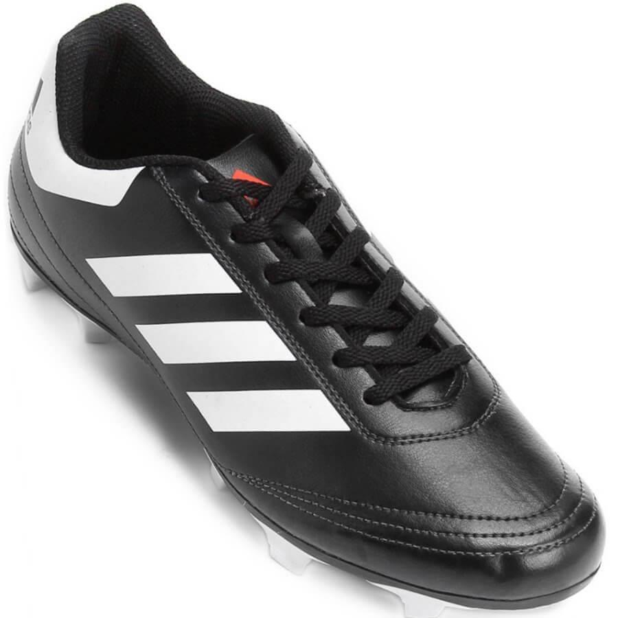64c67c6bda Chuteira Adidas Goletto 6 FG Campo - Decker Online!