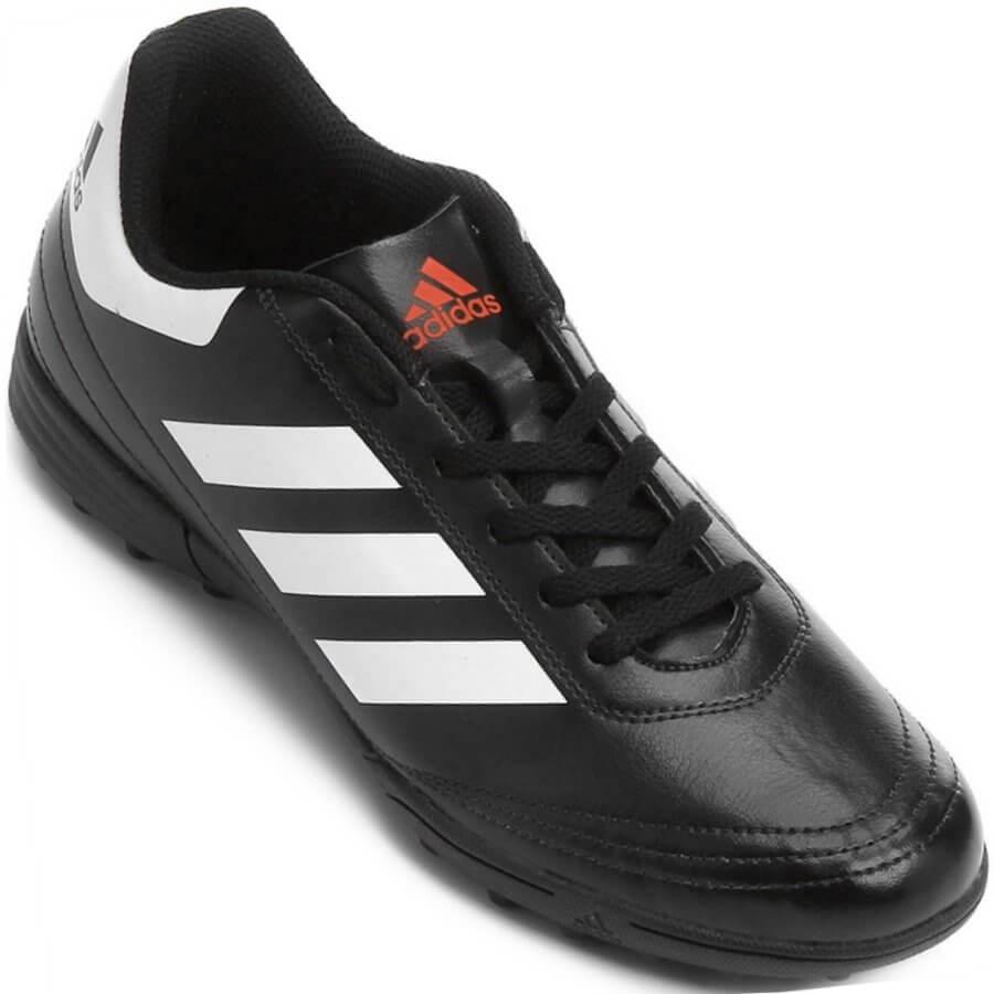 6b78eb3fc1a36 Chuteira Adidas Goletto VI TF Society Masculina - Decker!