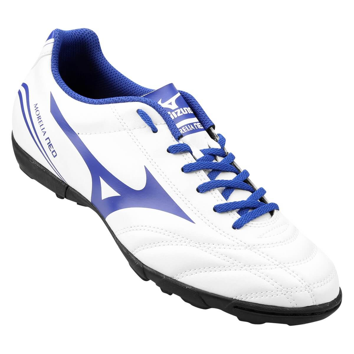 Chuteira Mizuno Morelia Neo Club AS Society Masculina - Decker! 99d5c82839033