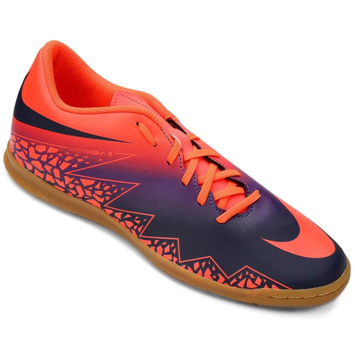 69f2d70cf9 Chuteira Nike Hypervenom Phade II IC Indoor - Decker Online!