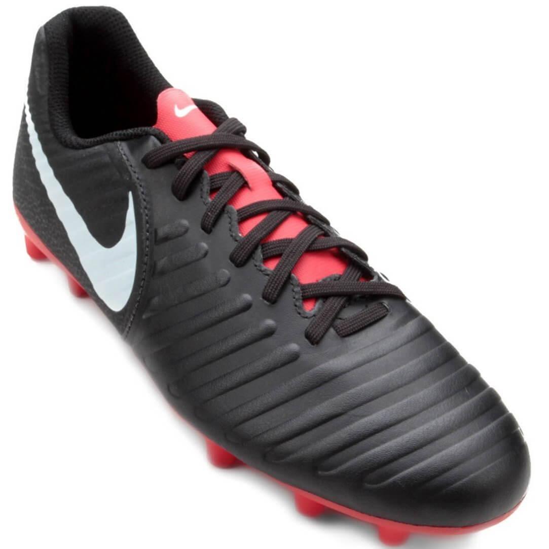 40fe73a00 Chuteira Nike Tiempo Legend 7 Club FG Campo Masculina - Decker!