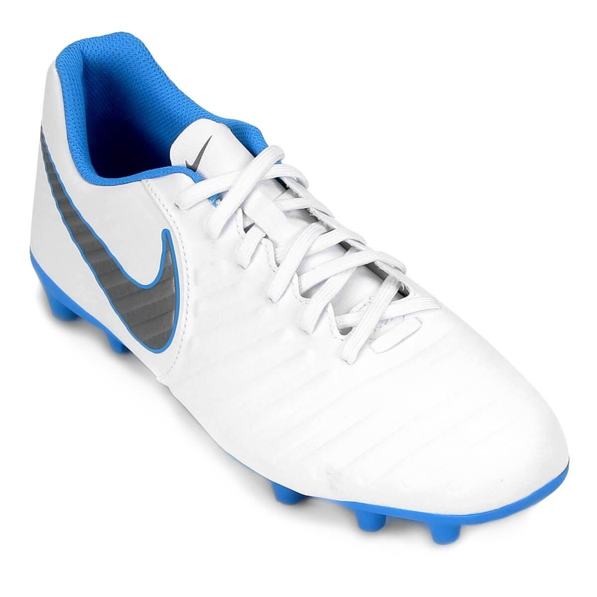 b64576aa74c10 Chuteira Nike Tiempo Legend 7 Club FG Campo Masculina - Decker!