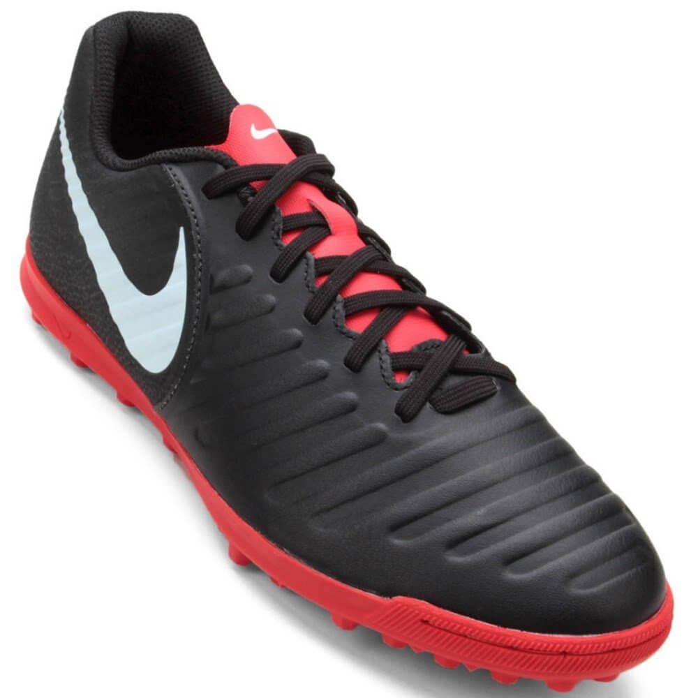 4cbcc8b45fffc Chuteira Nike Tiempo Legend 7 Club TF Society Masculina