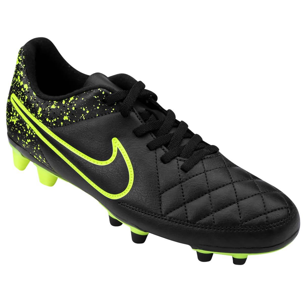 bf3050c244 Chuteira Nike Tiempo Rio 2 FG Campo - Decker Online!