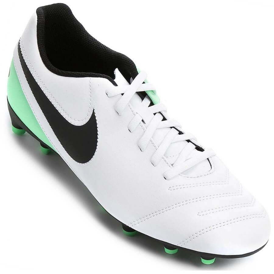 9ace064b440 Chuteira Campo Nike Tiempo Rio III FG - Decker Online!