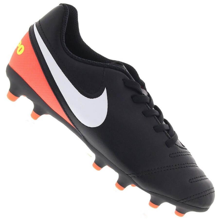 b638bd626e Chuteira Campo Nike Tiempo Rio III FG - Decker Online!