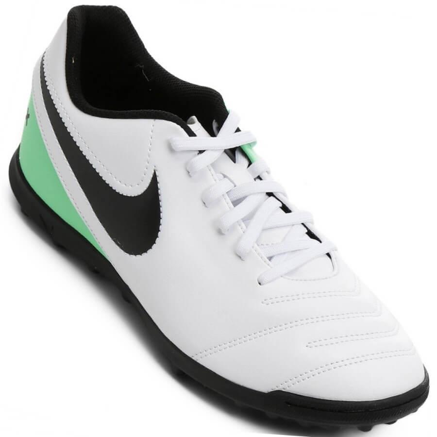 c4aa217f8e Chuteira Nike Tiempo Rio 3 TF Masculina - Decker Online!