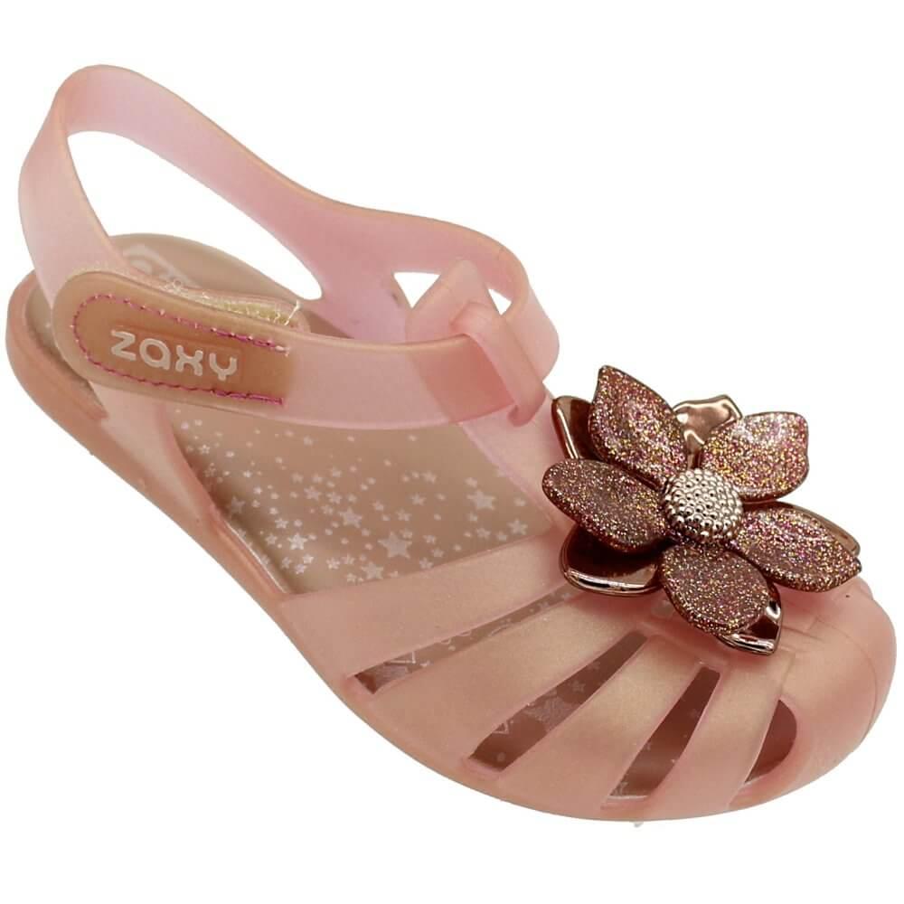 Sandália Baby Disney Sunny Feminina - Decker Calçados!