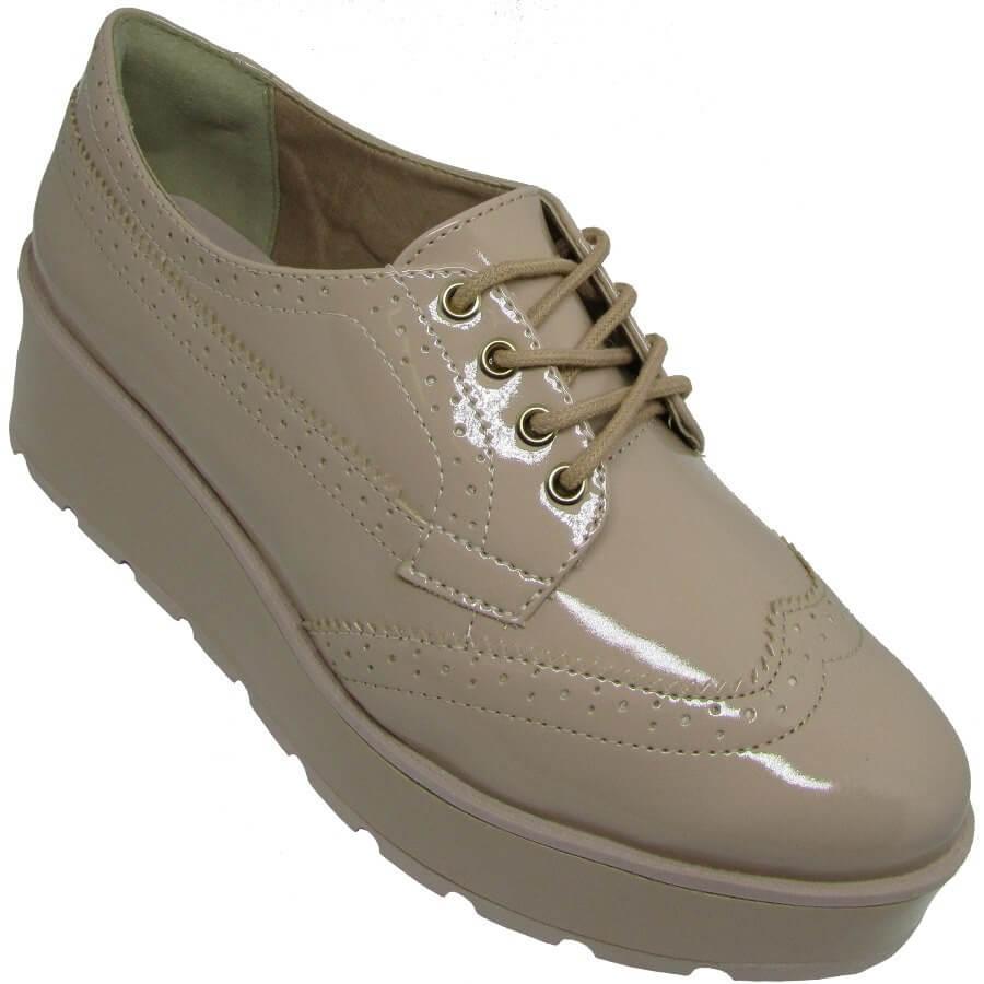 99178bfc43 Sapato Ramarim Oxford Plus Feminino - Decker Online!