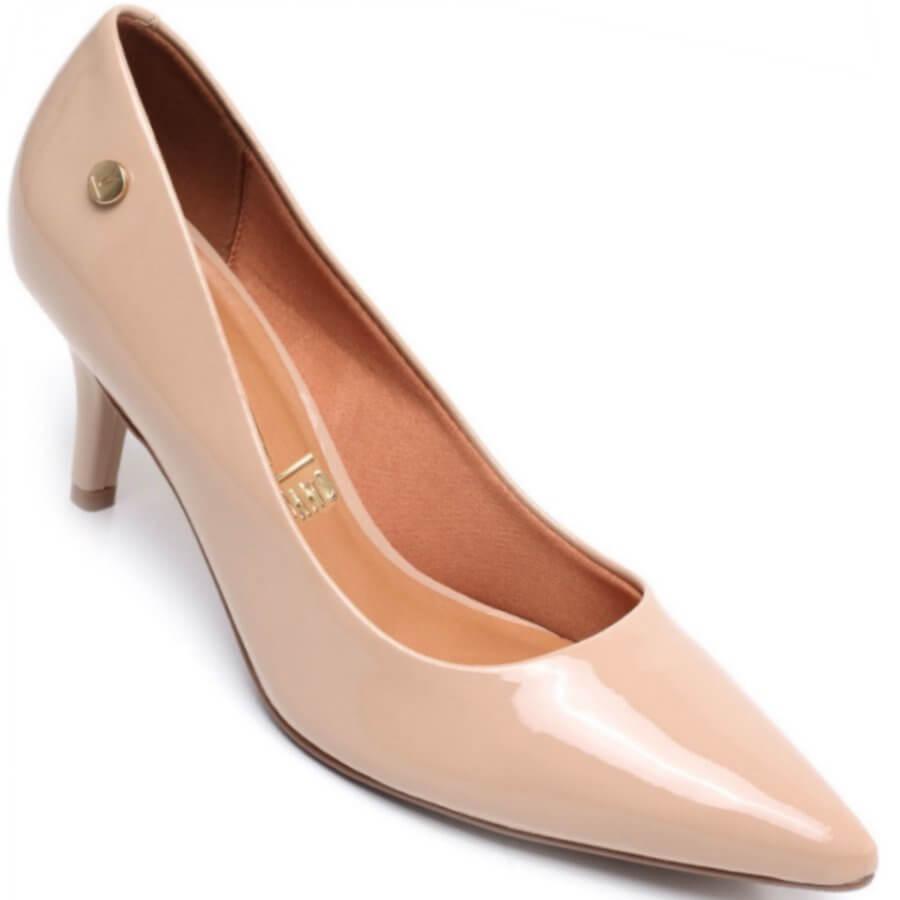 280b15d8d65 Sapato Scarpin Vizzano Verniz Premium Feminino