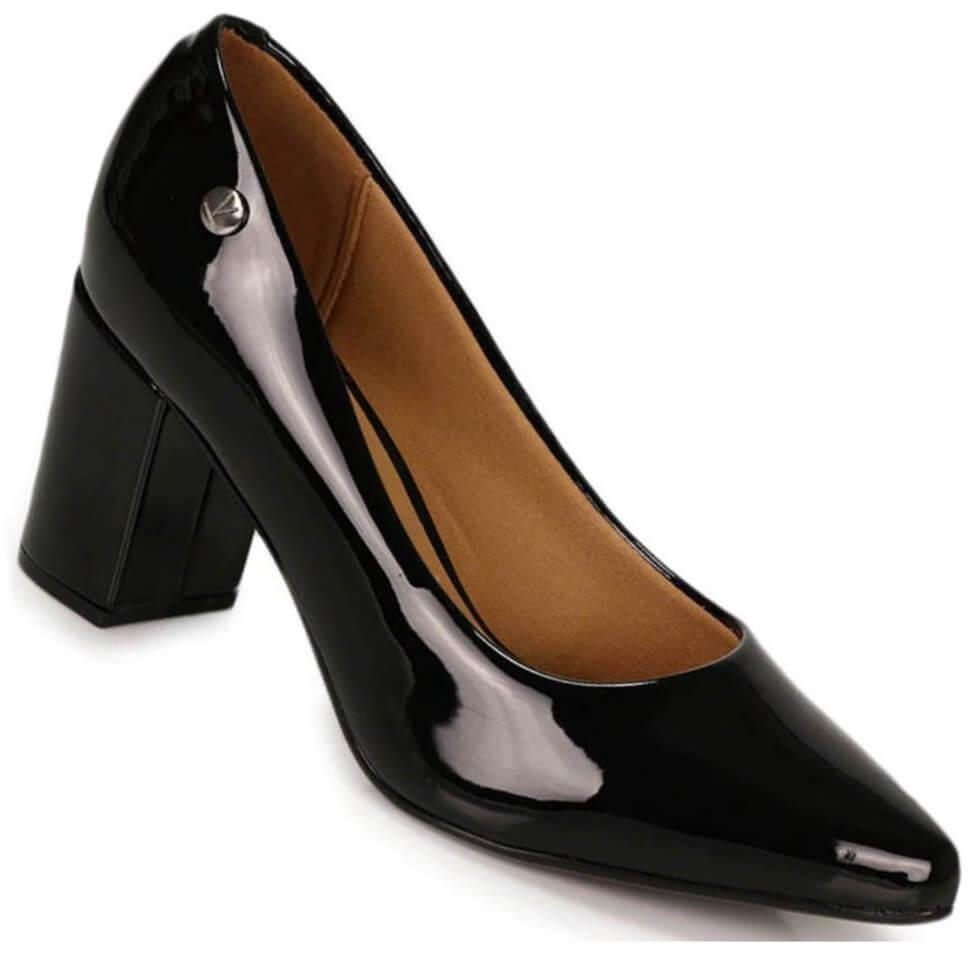 0c27580e9a Sapato Scarpin Vizzano Verniz Premium Feminino - Decker Online!