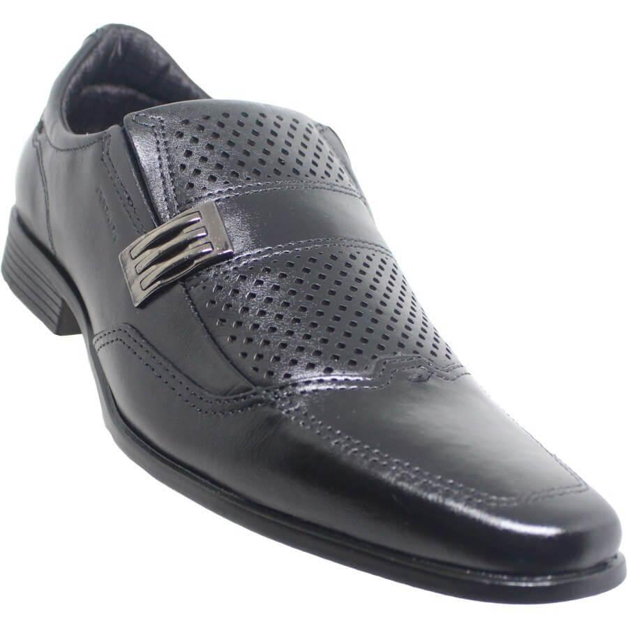 f0f70688d Sapato Social Pegada Abrasinato Masculino - Decker Online!