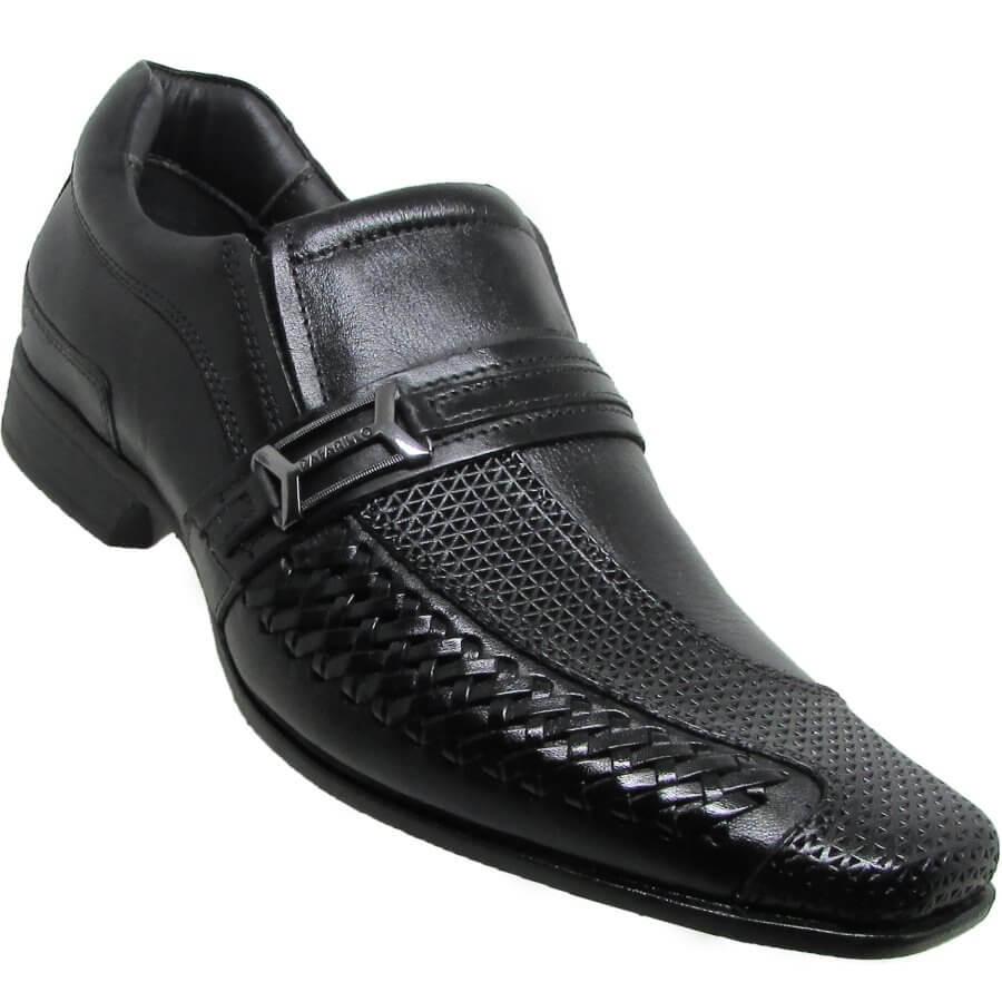 9076c8b006 Sapato Social Rafarillo Las Vegas Metalizado Masculino - Decker