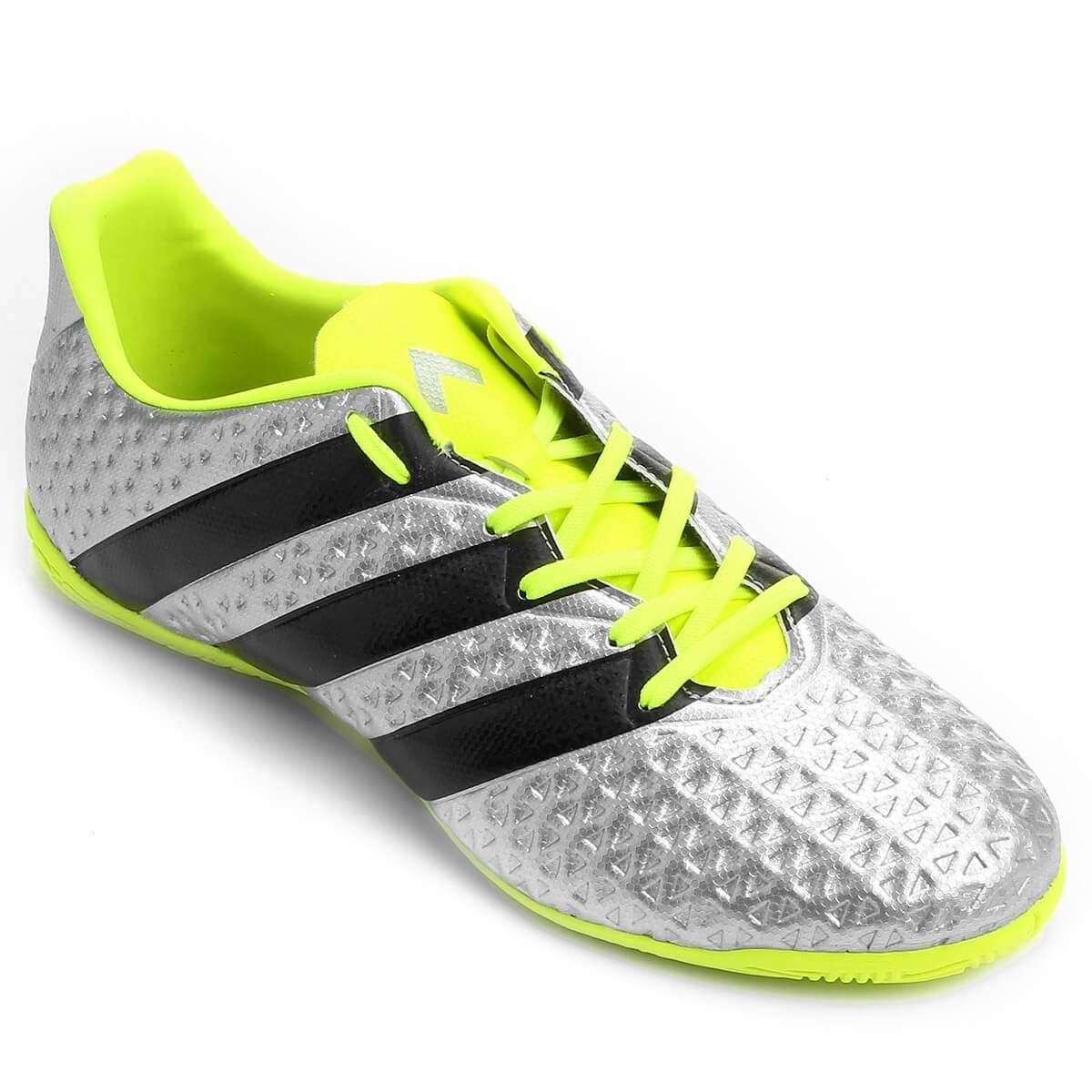 5078d4b7f1 Chuteira Adidas Ace 16.4 IN Indoor Masculina - Decker Online!