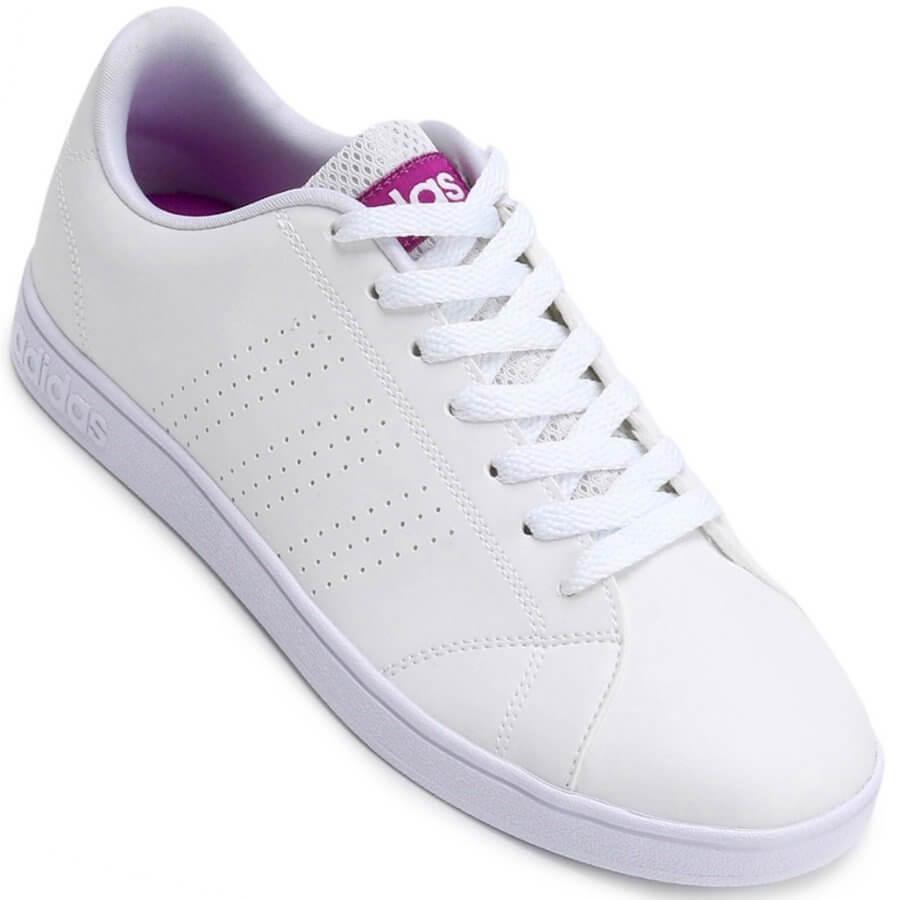 a892589525c Tênis Adidas Advantage Clean VS Casual - Decker Online!