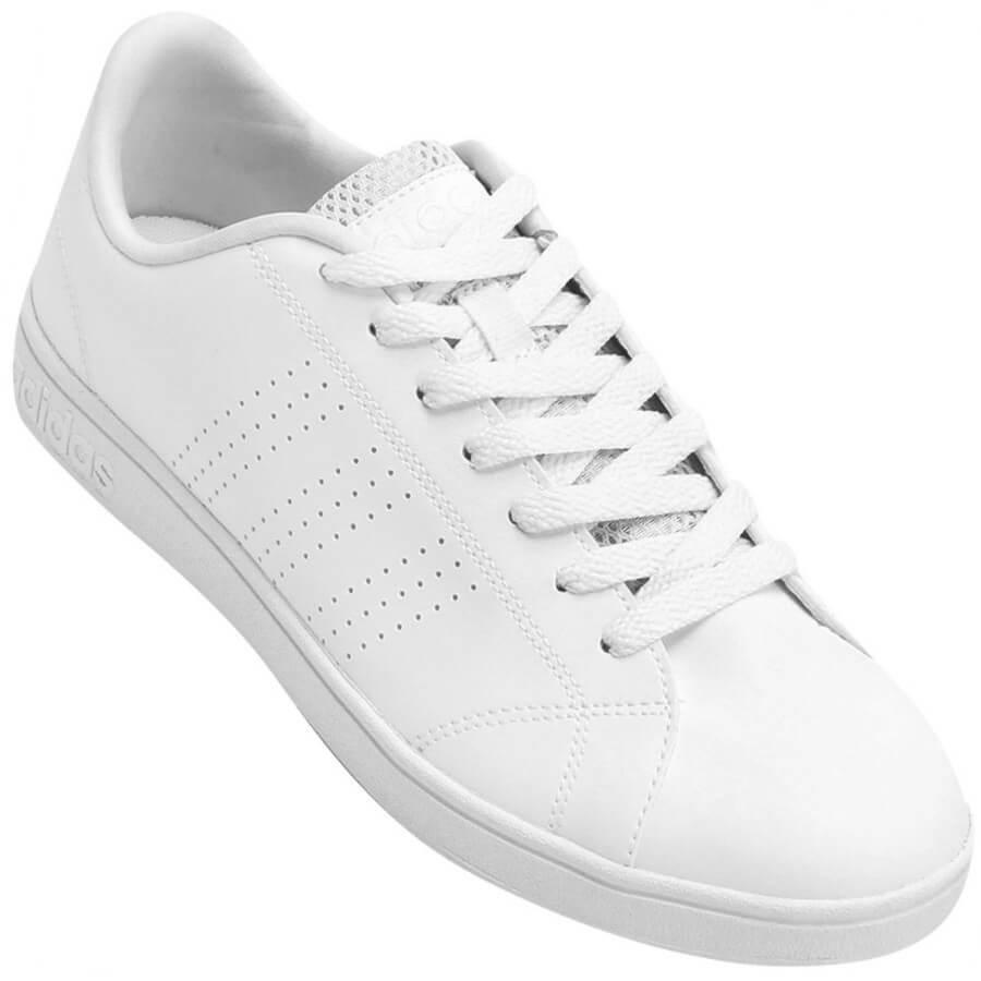 e07f9d963ba Tênis Adidas Advantage Clean VS - Decker Online!