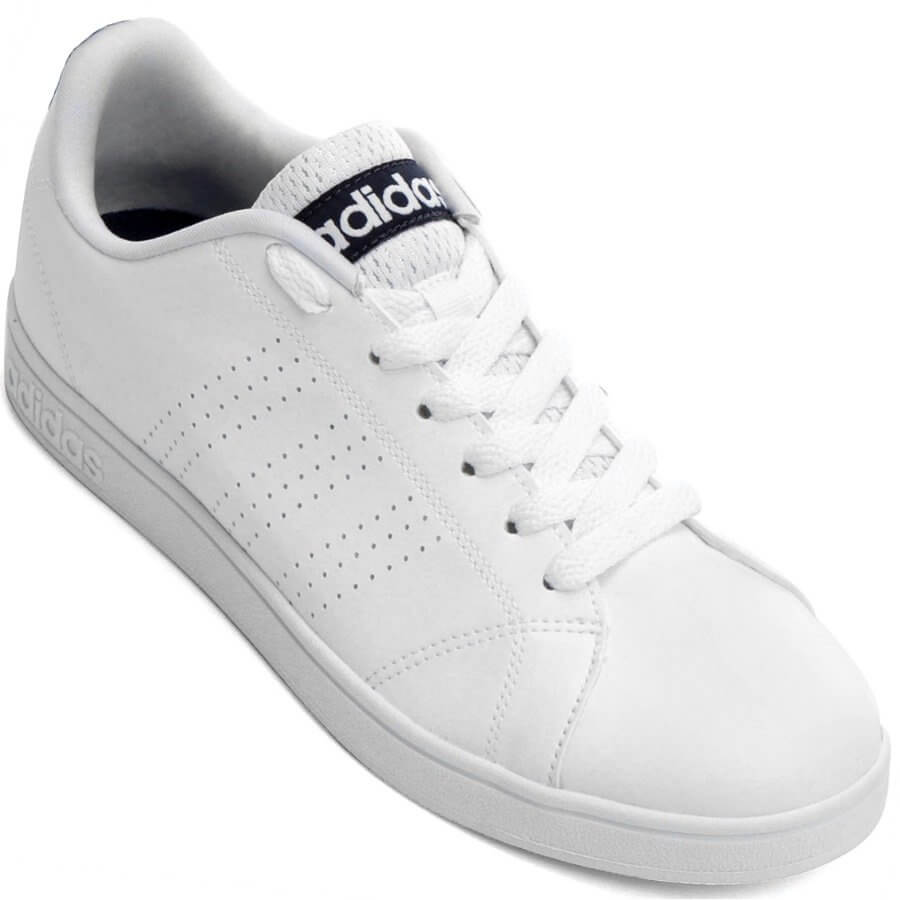 Tênis Adidas Neo Advantage Clean VS Casual Feminino - Decker! fcb710d273182