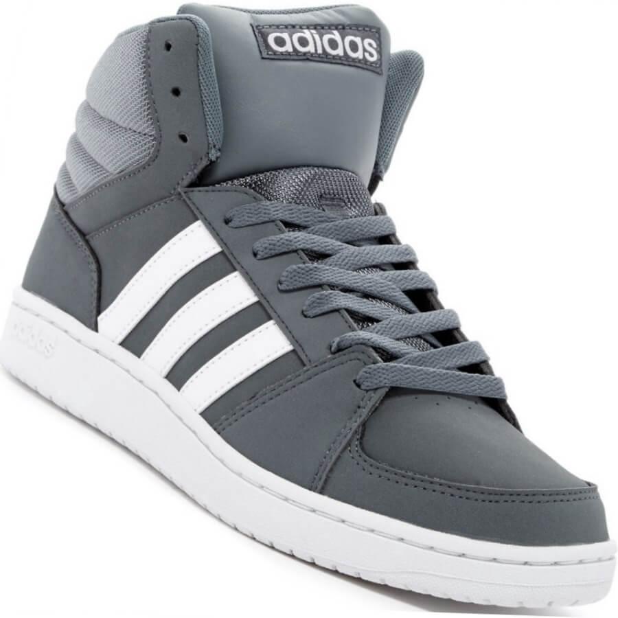 7e9a7a85299 Tênis Adidas VS Hoops Mid Cano Alto - Decker Online!