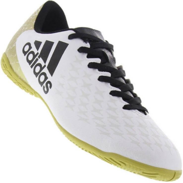 a22070ea57 Chuteira Adidas X 16.4 IN Indoor Masculino - Decker Online!