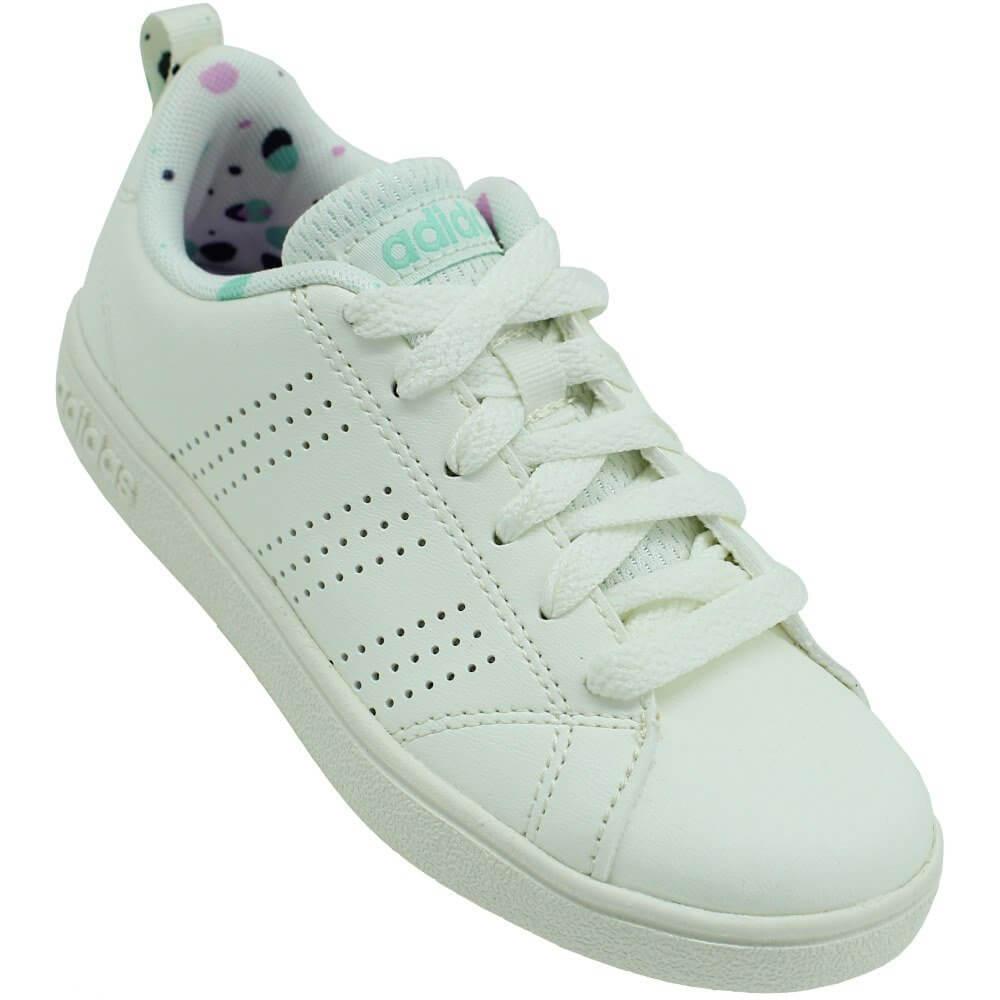 70f6ae22030 Tênis Juvenil Adidas VS Advantage Feminino - Decker Online!
