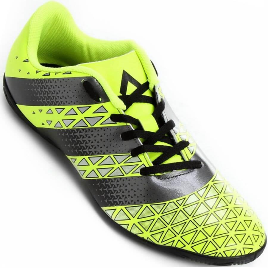 Chuteira Adidas Artilheira IN Indoor Futsal Masculina - Decker! 5475aab64483f