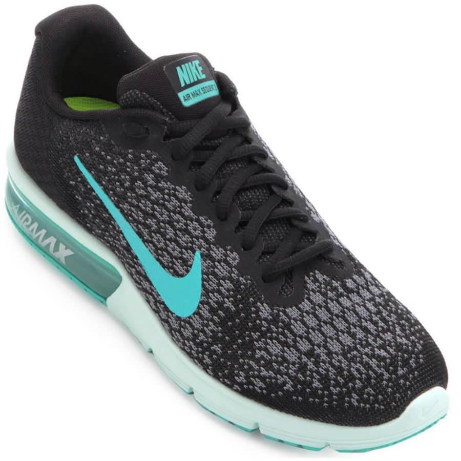 5789790bf54 Tênis Nike Air Max Sequent 2 - Decker Online!