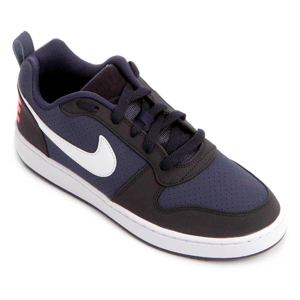 a98f61bfcfe Tênis Nike Court Borough Low Casual Masculino - Decker Online!