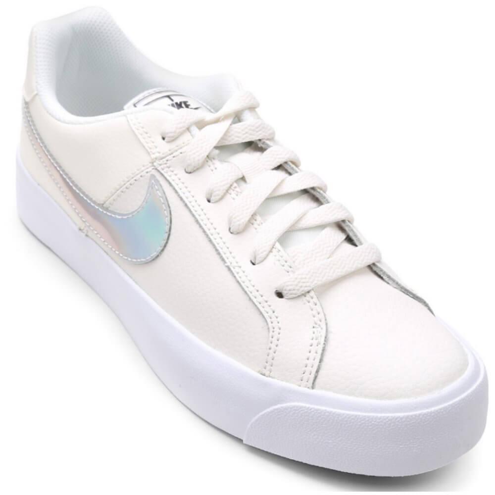 43665eeb93a Tênis Nike Court Royale AC Feminino - Decker Online!