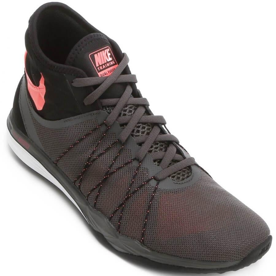 Tênis Nike Dual Fusion TR Hit Feminino - Decker Online! 738e038bbcc93