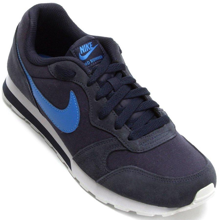 Tênis Nike MD Runner 2 Juvenil Masculino - Decker Online! 4c424c20879a0