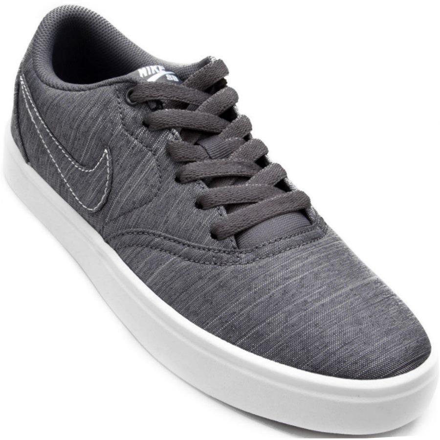 Tênis Nike SB Check Solar CNVS Casual Feminino - Decker Online! 0dab79a4ee71a